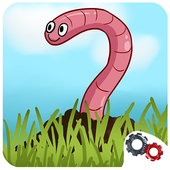 Dig Worms Go! icon
