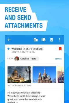 Mail.Ru - Aplikasi Email apk screenshot
