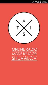 AIST RADIO poster