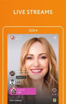Mamba - Online Dating App: Find 1000s of Single apk screenshot
