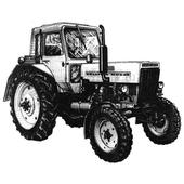 Трактор МТЗ icon