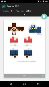 Paper Craft 3D screenshot 7