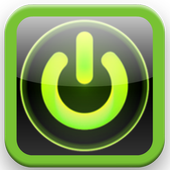 Universal flashlight icon