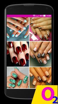 The nail design. Nail salon. Manicure 2018 poster