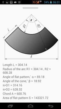 Flat Pattern Cone For Android Apk Download