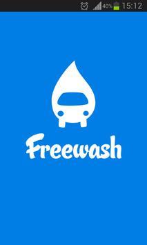 Freewash - мойся без очереди! apk screenshot