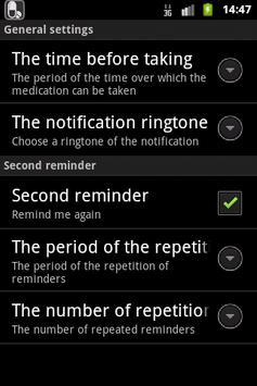 Medication screenshot 5