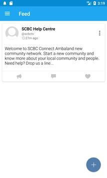 SCBC Connect screenshot 2