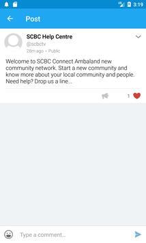SCBC Connect screenshot 3