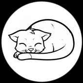 Purring Cat Free icon