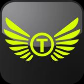 Такси Крылья: Заказчик icon
