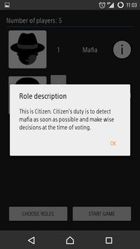 Mafia WiFi apk screenshot