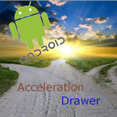 Acceleration Drawer icon