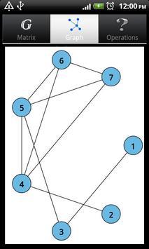 Undirected Graph apk screenshot