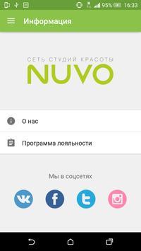 NUVO apk screenshot