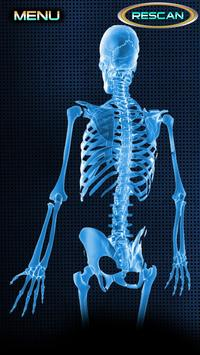 X-Ray Full Body Prank 스크린샷 1