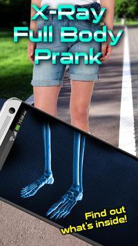 X-Ray Full Body Prank Ekran Görüntüsü 2