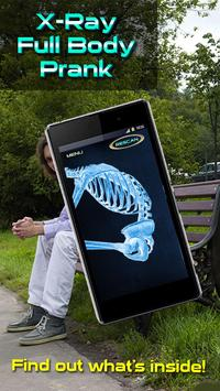 X-Ray Full Body Prank 스크린샷 6