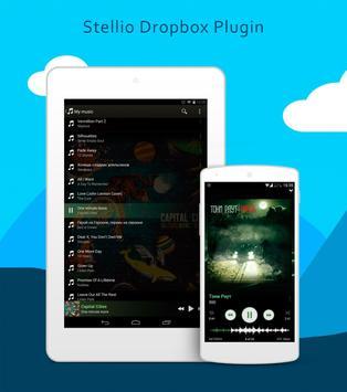 Stellio Player for Dropbox screenshot 4