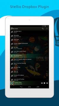 Stellio Player for Dropbox screenshot 5