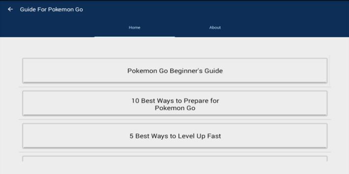 Guede Fort Pokemon Go apk screenshot