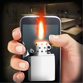 Simulator 3D Lighter Joke icon