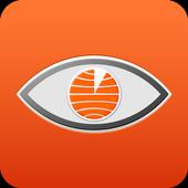 WebGlaz — видеонаблюдение icon