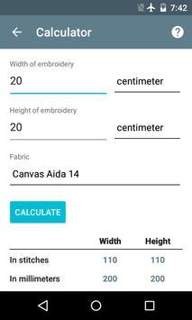 eCanvas for cross-stitch screenshot 6