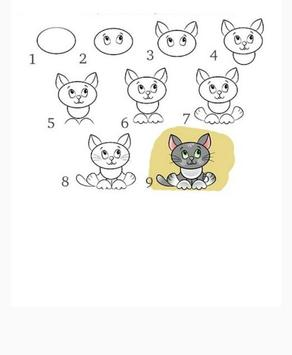 How to draw cats screenshot 3