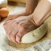 Тесто для пирога icon