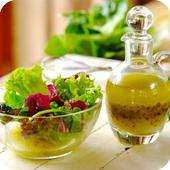 Заправки для салатов icon