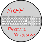 Free Physical Keyboard icon
