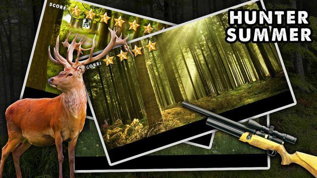 Hunter Summer poster
