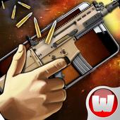 Simulator Gun Weapon icon
