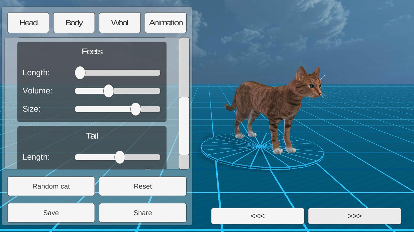 Wild Cats Avatar Maker 3d For Android Apk Download