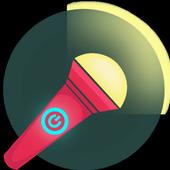 Flashlight! Free. No ads. icon