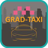 GRADTAXI: дешевое такси Московский, Новая Москва icon