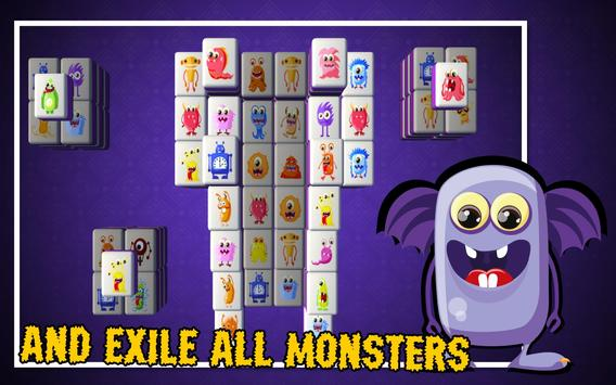 Halloween Mahjong: Monster! APK Download - Free Puzzle GAME for ...