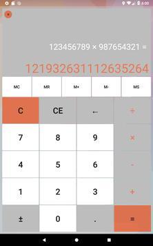 Calculator without advertising screenshot 9