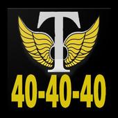 Такси 404040 для водителей icon