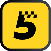 Такси Пятерочка icon