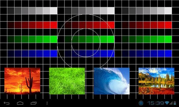 PixelTest screenshot 1