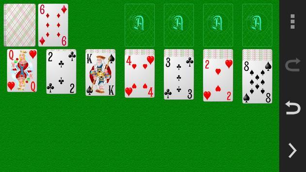 Сборник карточных игр скриншот приложения