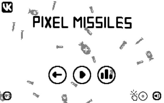 Pixel Missiles poster