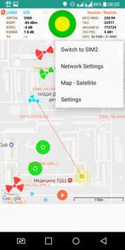 Cell Tower Locator screenshot 1