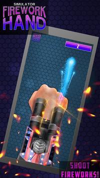 Firework Hand Simulator screenshot 5