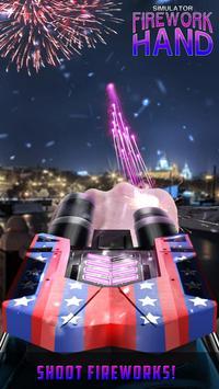 Firework Hand Simulator screenshot 1