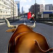 Bull Simulator In City icon