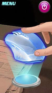 Hologram 3D Mouse Joke apk screenshot