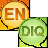 English Dimli Dictionary icon